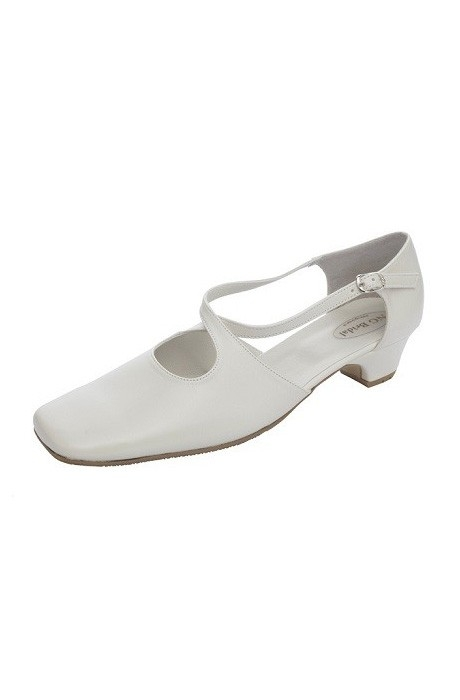wholesale dealer 67065 790f1 Schuhe - Brautschuhe - Brautschuhe Absatz 3 cm - Elegante ...
