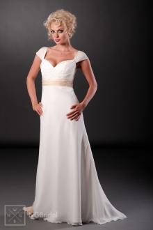 Einteiliges Brautkleid Modell  - 101035