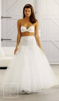 Brautkleider Petticoat 230 cm Umfang - 27-230J
