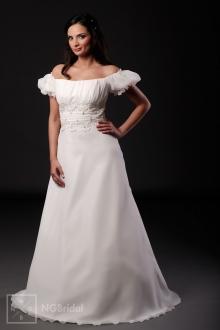 Einteiliges Brautkleid Modell  - 101042