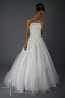 Brautkleider 2013 - Brautmode aus Tüll Spitze & Satin - 1806