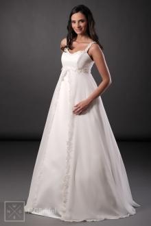 Einteiliges Brautkleid Modell - 101022