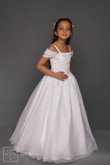 Kinderkleid Kommunion - Blumenkinder Kleid - K 5500