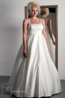 Einteiliges Brautkleid XXL Brautmode - 101021